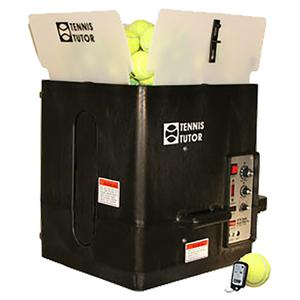 SPORTS TUTOR TENNIS TUTOR PLUS W/2B REMOTE AC/DC