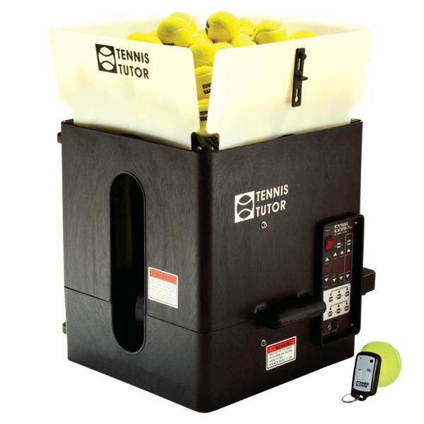 Tennis Tutor Plus Player W/2b Remote Ac/Dc