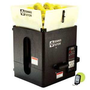 Tennis Tutor Plus Player w/2b remote AC/DC