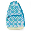 ALL FOR COLOR Coastal Link Tennis Backpack