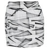 TAIL Women`s Pair Of Aces Kendall 14.5 ` Tennis Skirt Triangle Pattern