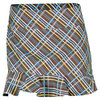 Women`s Ibiza Ruffle Bottom Woven Tennis Skort