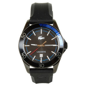 LACOSTE SPORT NAV WATCH BLACK/BLUE
