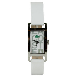 LACOSTE WOMENS INSPIRATION WATCH WHITE