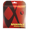 VOLKL Cyclone Tour 18G/1.20MM Red Tennis String