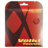 VOLKL Cyclone Tour 16G/1.30MM Red Tennis String