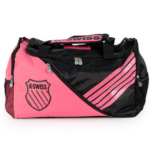 K-SWISS SPORT POP NEON PINK DUFFLE BAG