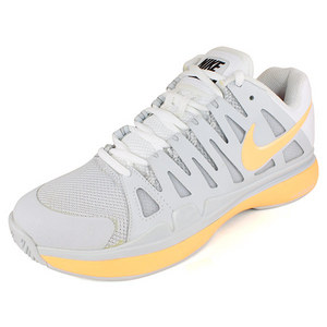NIKE Women`s Zoom Vapor 9 Tour Tennis Shoes Pure P