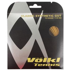 VOLKL CLASSIC SYNGUT 16G/1.30 STRING GOLD