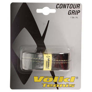 VOLKL CONTOUR REPLACEMENT TENNIS GRIP BLACK