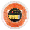 KIRSCHBAUM Super Smash 16L/1.28 Tennis String Reel Orange