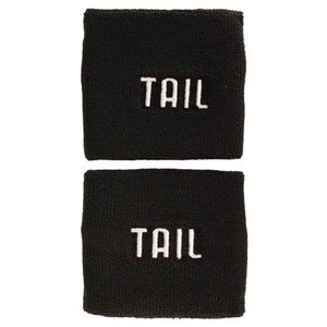 TAIL WOMENS PERFORMANCE WRISTBAND BLACK