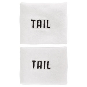 TAIL WOMENS PERFORMANCE WRISTBAND WHITE