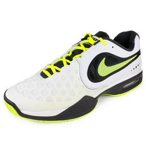 NIKE MENS AIR MAX COURTBALLTEC 4.3 SHOE WH/VT