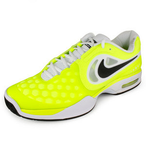 NIKE MENS AIR MAX COURTBALLTEC 4.3 SHOE VOLT