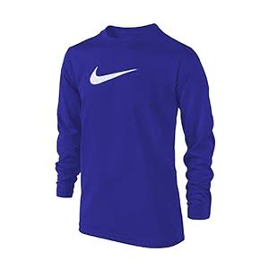 NIKE BOYS LEGEND LONG SLEEVE TRAINING TOP