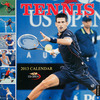BAKER AND TAYLOR US Open Tennis 2013 Calendar