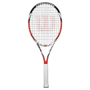 WILSON STEAM 105S DEMO TENNIS RACQUET