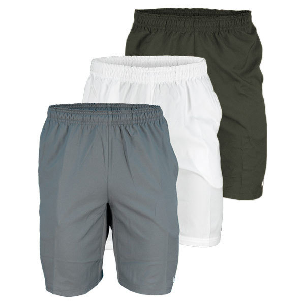 Men's Net 9 Inch Woven Tennis Short