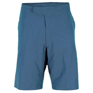 NIKE Men`s Premier 8in Woven Tennis Short Blue