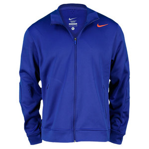 NIKE MEN`S PREMIER RF KNIT TENNIS JACKET