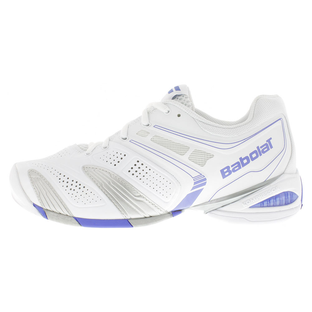 Women's V Pro 2 All Court Tennis Shoes White/Blue