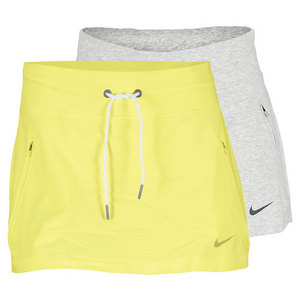 NIKE WOMENS FRENCH TERRY TENNIS SKIRT
