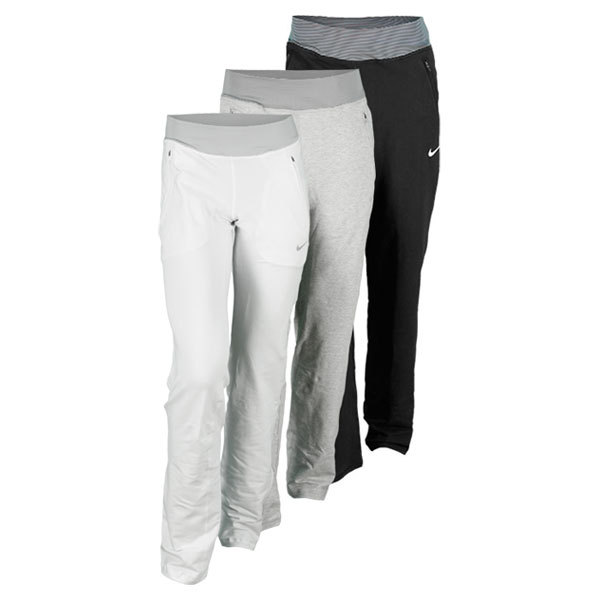 Women's French Terry Tennis Pant
