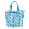 ALL FOR COLOR Coastal Link Tennis Tote