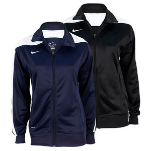 NIKE WOMENS MYSTIFI WARM UP JACKET