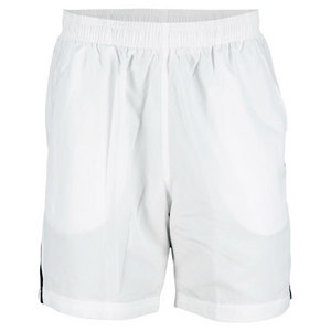 adidas MENS TS GALAXY SHORT WHITE/BLACK