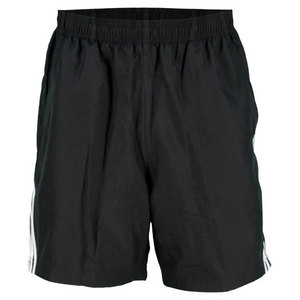 adidas MENS TS GALAXY SHORT BLACK/WHITE