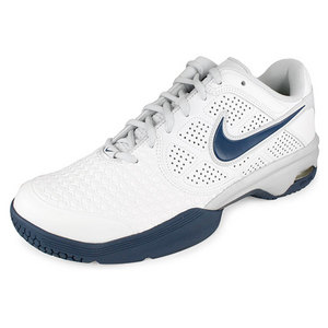 NIKE MENS AIR COURTBALLISTEC 4.1 SHOES WH/PL