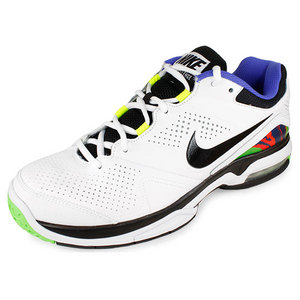 NIKE MENS AIR MAX CHALLENGE SHOES WHITE/GN