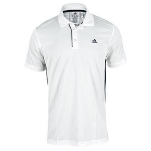 adidas MENS TS GALAXY POLO WHITE/NAVY