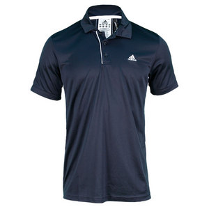 adidas MENS TS GALAXY POLO COLLEGIATE NAVY/WH