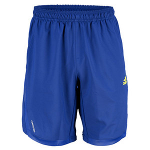 adidas MENS ADIPOWER BARRICADE SHORT DK BLUE