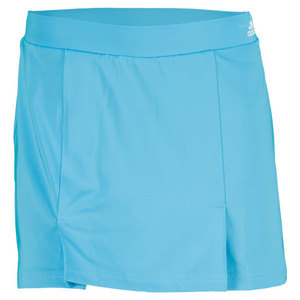 adidas WOMENS TS GALAXY SKORT 2 LIGHT AQUA