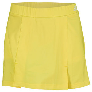 adidas WOMENS TS GALAXY SKORT 2 VIVID YELLOW