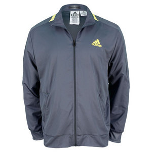 adidas MENS ADIPOWER BARRICADE WARM UP TOP ONIX