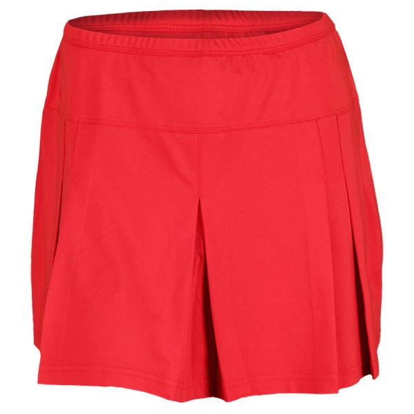 Women's Red Hot Tennis Skort Lava