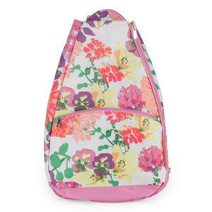 ALL FOR COLOR GARDEN RETREAT TENNIS BACKPACK