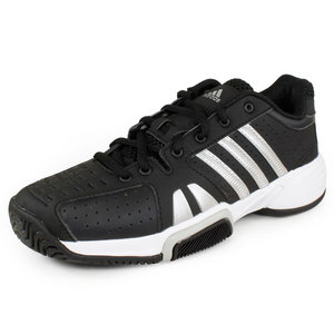 adidas JUNIORS ADIPOWER BARR TEAM 2.0 XJ BLK/W