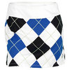 Women`s Printed Tennis Skort Cayman Argyle by JOFIT