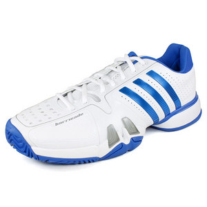 adidas MENS ADIPOWER BARRICADE 7.0 TENNIS SHOES