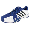 ADIDAS Men`s Bercuda 2 Tennis shoe White/Blue