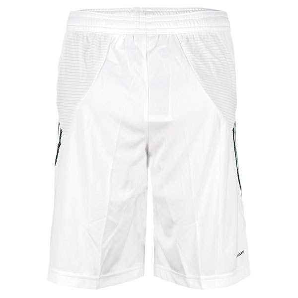 Boy's Response Bermuda Tennis Short White