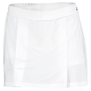 adidas WOMENS TS GALAXY SKORT 2 WHITE