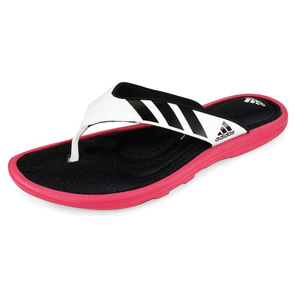 Womens Tayuna Ff Flip Flop Pink/Black/White