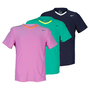 NIKE BOY`S CONTEMPORARY ATHELETE TENNIS TOP